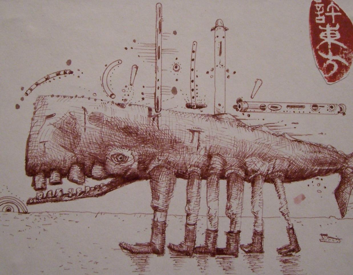 Artwork by Enrique Quinteros