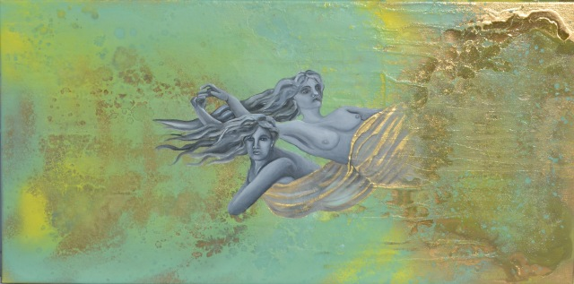"""""""Gemini"""" by Danielle Manton"""