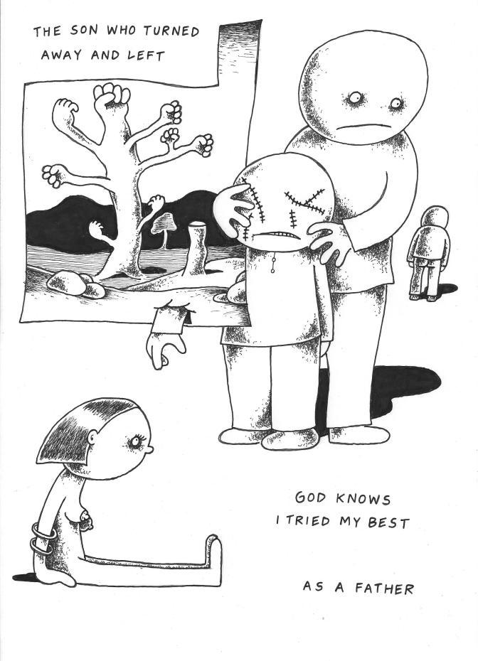 Insania comic story5