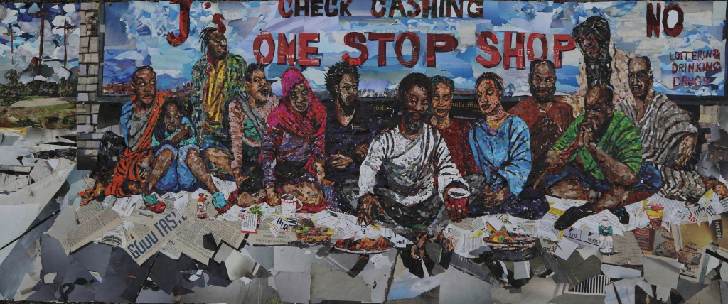 A Homeless Supper by Charles Humes Jr
